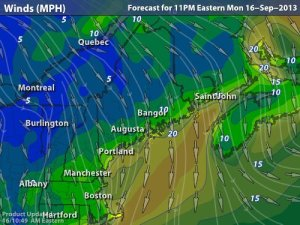 11pm wind forecast,9-16-13