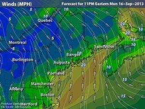 11pm wind forecast,9-16-13