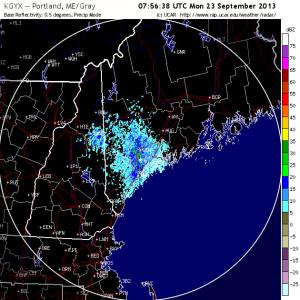 4am radar, 9-23-13