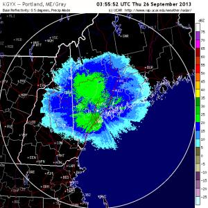 c -12am radar, 9-27-13