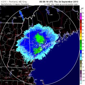 e -2am radar, 9-26-13