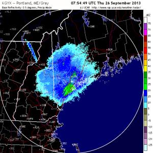 g -4am radar, 9-26-13