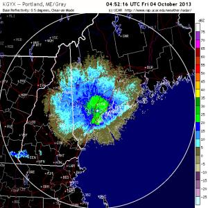 1am radar, 10-4-13