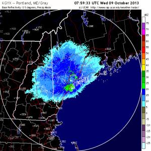 4am radar, 10-9-13