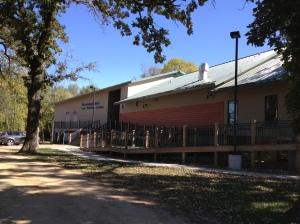 c Miss River Eco Center, Clinton