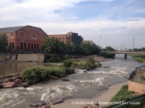 Confluence Park, Denver, 7-15-14