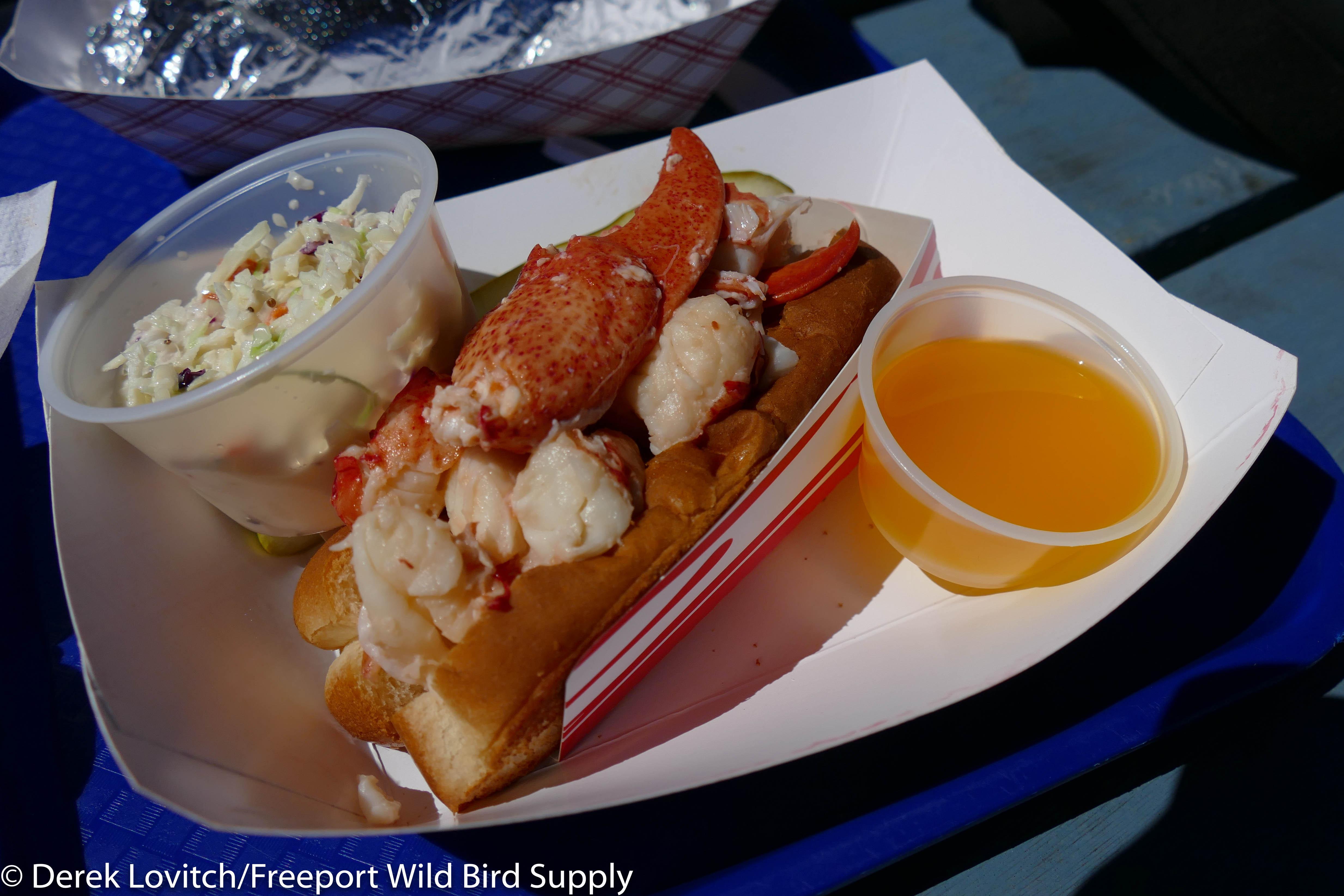 29. Eastport lobster rolls