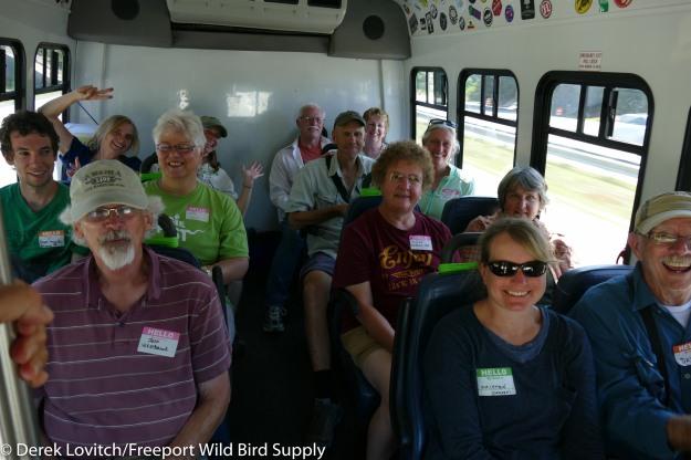 11. bus ride